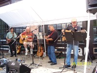 Mike Sneed & the Cuzzins at Thumbfest 2011
